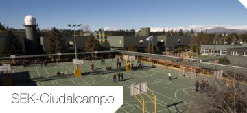 SEK Ciudalcampo - Colegio Internacional en norte de Madrid
