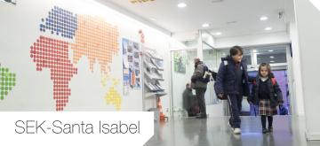 SEK Santa Isabel - Colegio Internacional en el centro de Madrid