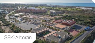 SEK Alborán - Colegio Internacional en Almería
